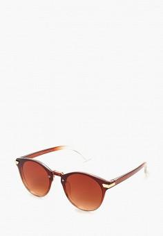 cca91daaf408a Очки солнцезащитные, Zarina, цвет: коричневый. Артикул: MP002XW0233J.  Аксессуары / Очки