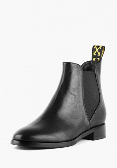 35bec966 Ботинки, Sasha Fabiani, цвет: черный. Артикул: MP002XW0DC42. Обувь / Ботинки