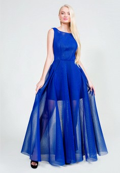 285ba3742f917d6 Купить женские вечерние платья синие от 402 грн в интернет-магазине ...