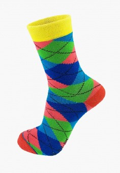 Носки, Mo-ko-ko Socks, цвет: мультиколор. Артикул: MP002XW0DN6L.