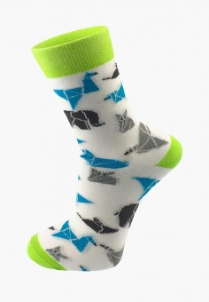 Носки, Mo-ko-ko Socks, цвет: мультиколор. Артикул: MP002XW0DN6Q.