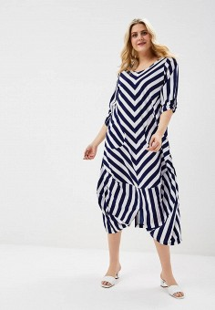 457a6c88e80 Купить летние платья и сарафаны больших размеров от 339 руб в ...