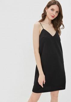 c38b2cb802cbec4 Платье, Befree, цвет: черный. Артикул: MP002XW0E0A4. Одежда / Платья и
