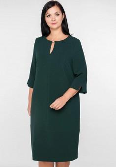 d8f896a1184 Купить офисные платья больших размеров от 1 300 руб в интернет ...