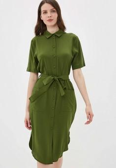 e511846bc39f808 Платье, Valkiria, цвет: зеленый. Артикул: MP002XW0E44F. Одежда / Платья и