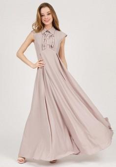 c0c280005732e Платье, Marichuell, цвет: бежевый. Артикул: MP002XW0E4OF. Одежда / Платья и
