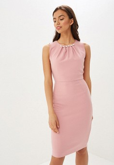 de96630e736df21 Платье, Incity, цвет: розовый. Артикул: MP002XW0E5BJ. Одежда / Платья и