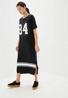 ddaf7d0e375f3ff Платье, Befree, цвет: черный. Артикул: MP002XW0FIWW. Одежда / Платья и
