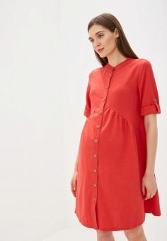 1b36c7261e20e27 Платье, Очаровательная Адель, цвет: красный. Артикул: MP002XW0IRXS. Одежда  / Одежда