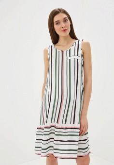 e2e2225595476f2 Платье, Очаровательная Адель, цвет: белый. Артикул: MP002XW0IRY4. Одежда /  Одежда