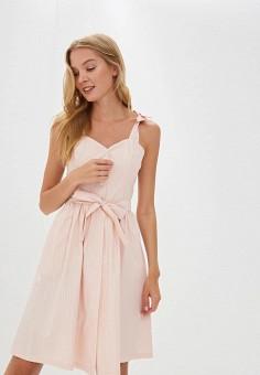 b7609deae Платье, Fashion.Love.Story, цвет: розовый. Артикул: MP002XW0IS23.