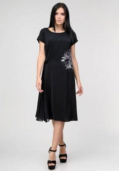 8f2cdef5481252b Платье, Raslov, цвет: черный. Артикул: MP002XW0ITM1. Одежда / Одежда больших