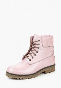 cc052c22e Ботинки, Brulloff, цвет: розовый. Артикул: MP002XW0IX0G. Обувь / Ботинки /