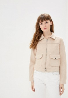 кожаная куртка ламода