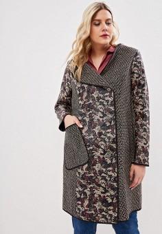 066a10b3c7f Купить женские пальто больших размеров от 1 910 руб в интернет ...