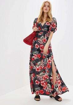 aab58a9ea4351 Платье пляжное, Deseo, цвет: серый. Артикул: MP002XW0QAAK. Одежда /  Купальники