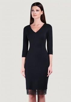 85bc7e4e5ac Купить женские платья-миди черные от 399 руб в интернет-магазине ...