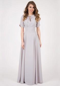 0223ab059da Купить женские вечерние платья серые от 499 руб в интернет-магазине ...