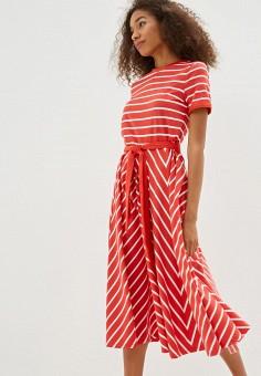 662eb4160 Платье, Zarina, цвет: красный. Артикул: MP002XW0QWG6. Одежда / Платья и