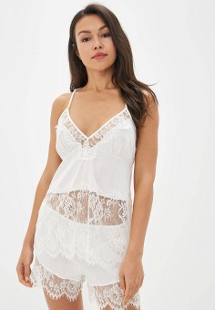 80b0832ef3b2917 Пижама, Deseo, цвет: белый. Артикул: MP002XW0QZH4. Одежда / Домашняя одежда