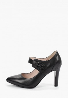 fbc19ab65 Туфли, Alessio Nesca, цвет: черный. Артикул: MP002XW0R3WX. Обувь / Туфли