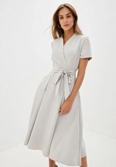 5587a24700998 Платье, Lamiavita, цвет: серый. Артикул: MP002XW0R7CC. Одежда / Платья и