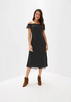 ae3176a6b76a Женские платья со спущенными плечами — купить в интернет-магазине Ламода
