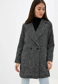 dc2940ba68da Пальто, Zarina, цвет: черный. Артикул: MP002XW0R9RG. Одежда / Верхняя одежда