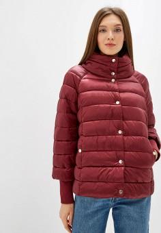 9f0c026e00c2e Куртка, Zarina, цвет: бордовый. Артикул: MP002XW0RAHI. Одежда / Верхняя  одежда
