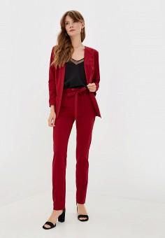 261a5f028f61 Костюм, Avemod, цвет: бордовый. Артикул: MP002XW0RBS7. Одежда / Пиджаки и