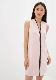 13ab973f4c050 Платье, Love Republic, цвет: розовый. Артикул: MP002XW0RCUU. Одежда / Платья