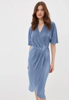 175cf4ce1a8f0a0 Платье, Zarina, цвет: синий. Артикул: MP002XW0TW5E. Одежда / Платья и