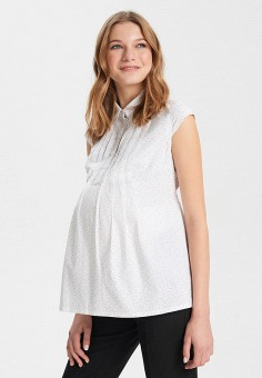1f8c785284aee Блуза, BuduMamoy, цвет: белый. Артикул: MP002XW0WG3O. Одежда / Одежда для
