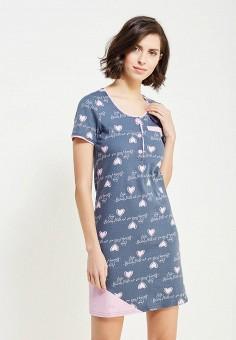 80f58da7d107caa Купить женские ночные сорочки из хлопка от 299 руб в интернет ...