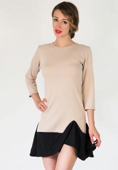 0990b897dab Купить женские вязаные платья бежевые от 350 грн в интернет-магазине ...