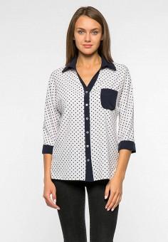 b5444b8827e Купить женские блузы и рубашки больших размеров от 299 руб в ...