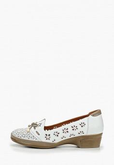 306f0419c Туфли, T.Taccardi, цвет: белый. Артикул: MP002XW0XDQQ. Обувь /