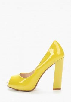 c6f48247caf6 Купить желтые женские туфли от 1 019 руб в интернет-магазине Lamoda.ru!