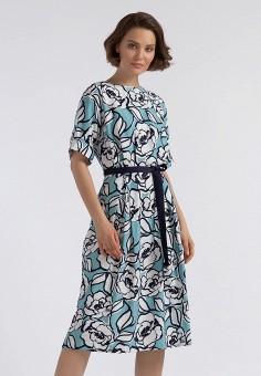 Платье, Lova, цвет: голубой. Артикул: MP002XW0Y6AY. Одежда / Платья и сарафаны