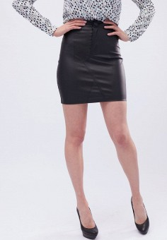 d87363964b4 Купить черные женские мини юбки от 280 грн в интернет-магазине ...