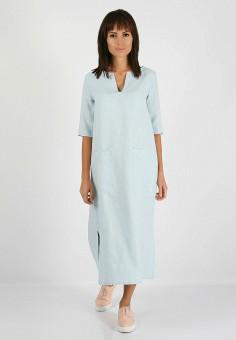 e29b314e58d7 Купить женские макси платья из льна от 400 грн в интернет-магазине ...