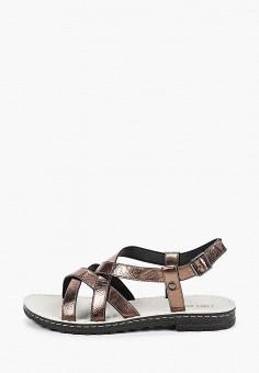 92447fab Сандалии, T.Taccardi, цвет: коричневый. Артикул: MP002XW101YE. Обувь /