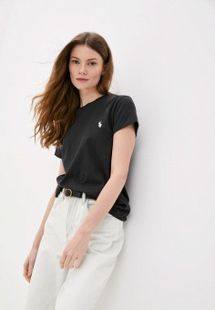 Футболка, Polo Ralph Lauren, цвет: . Артикул: MP002XW104RB. Premium / Одежда