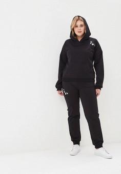 02112932 Костюм спортивный, Milanika, цвет: черный. Артикул: MP002XW132NK. Одежда /  Спортивные