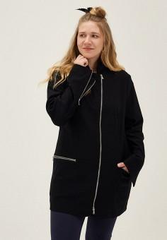 2e47101de2d89 Куртка, Lessismore, цвет: черный. Артикул: MP002XW13DQG. Одежда / Одежда  больших