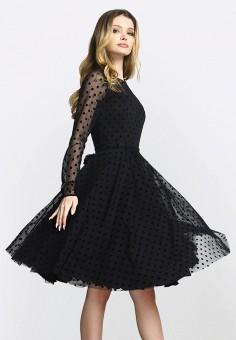 9828db1d6c9a Платье, Zerkala, цвет  черный. Артикул  MP002XW13DQM. Одежда   Платья и
