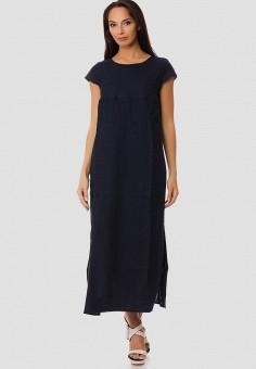27c5d9d7e2e876d Платье, Gabriela, цвет: синий. Артикул: MP002XW13IDD. Одежда / Одежда  больших