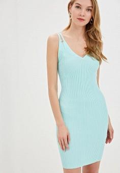 8066759cc06dd60 Платье, Love Republic, цвет: бирюзовый. Артикул: MP002XW13IYL. Одежда /  Платья