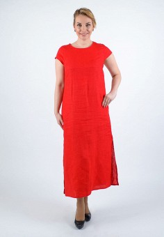 87cf2ec502b Купить женские макси платья из льна от 1 880 руб в интернет-магазине ...