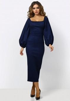 553e652ca3ea Платье, Zerkala, цвет  синий. Артикул  MP002XW13NFL. Одежда   Платья и